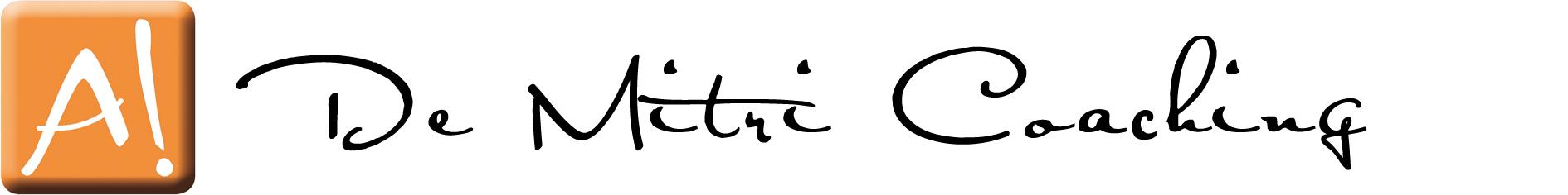 A! De Mitri Coaching | Finde Deinen Weg! Logo